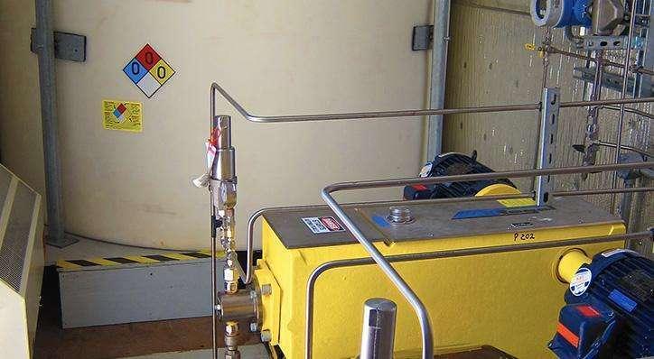 LSPI Pipeline DRA - Injection Skid