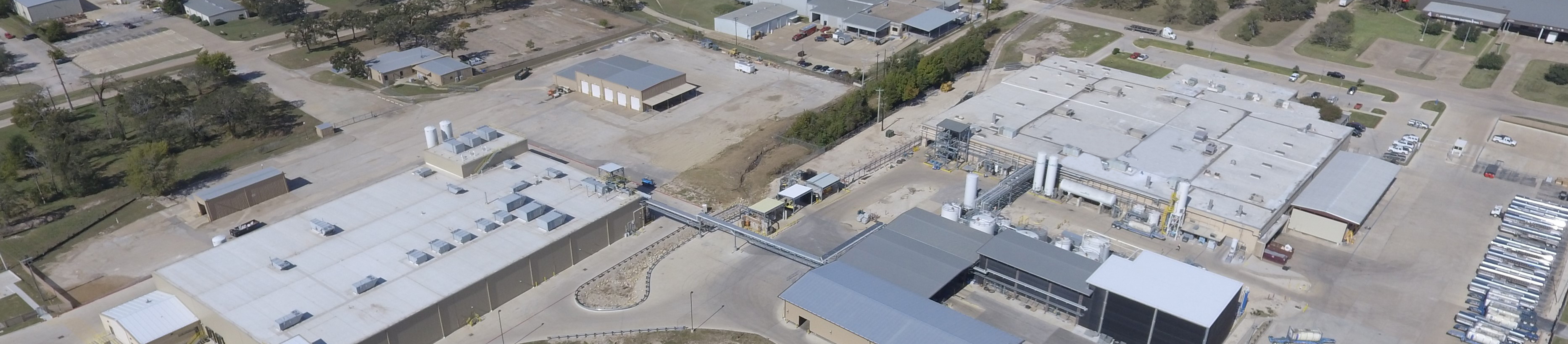 Bryan, Texas LSPI Manufacturing Campus